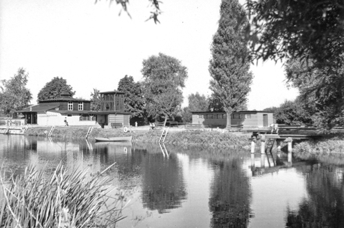 Haus am See-alt